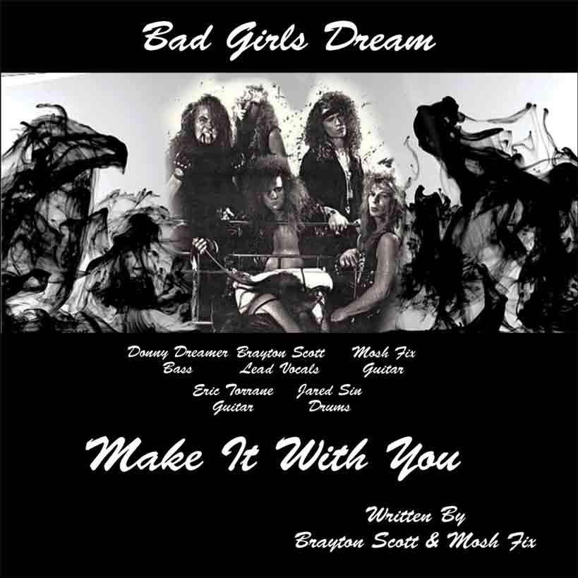 Image of Make It With You by Bad Girls Dream - Brayton Scott Music Entertainment