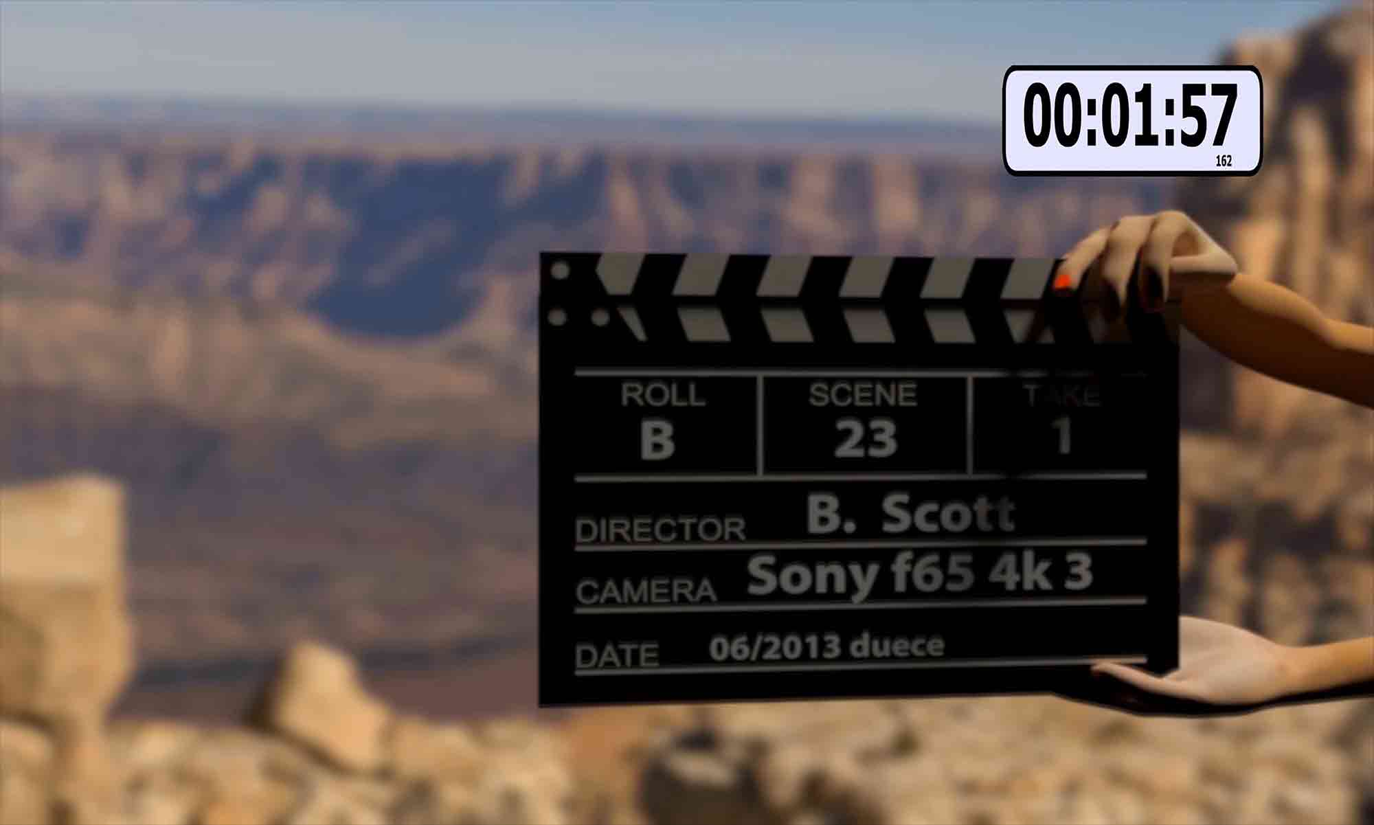 Image of Dueling Worlds© International Cyber Assault in the Grand Canyon