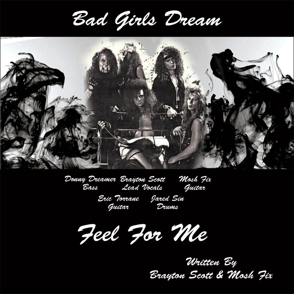 Image of Feel for Me by Bad Girls Dream - Brayton Scott Music Entertainment