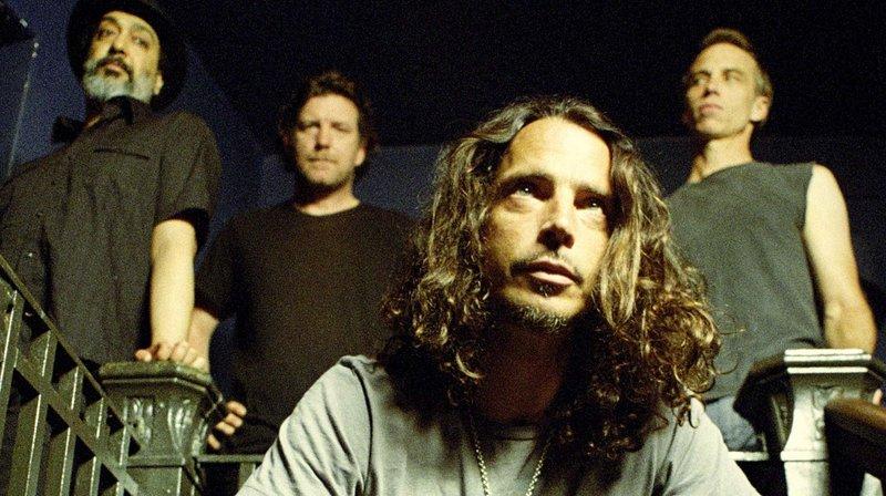 Image of 1989 Chris Cornell & Soundgarden
