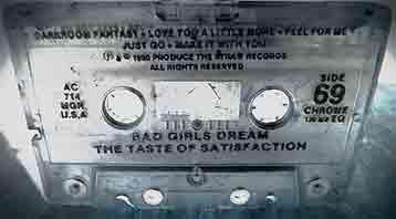 Image of 1990 Bad Girls Dream Cassette