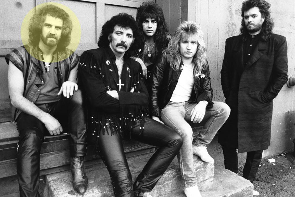 Image of Black Sabbath Keyboardist Geoff Nicholls Dies
