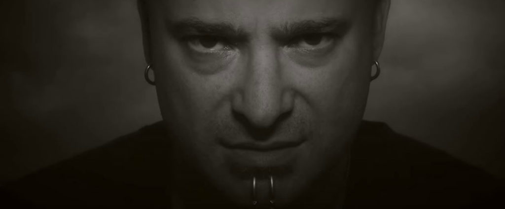 Image of David Draiman Sound of Silence Phenomenon