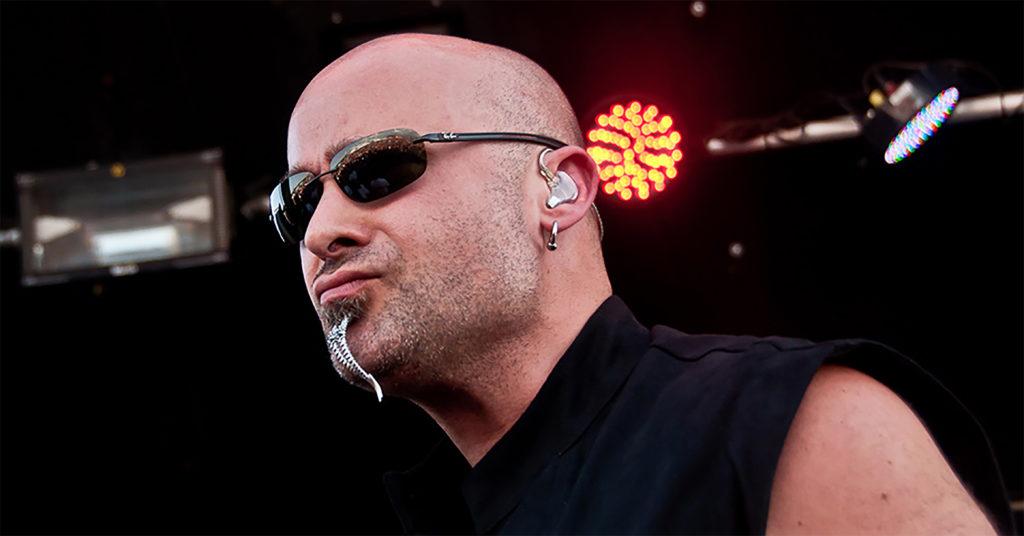 Image of Disturbeds Frontman David Draiman