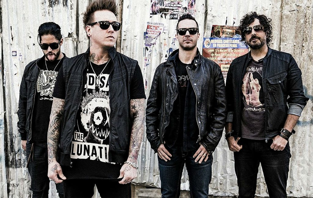 Image of Papa Roach 2016