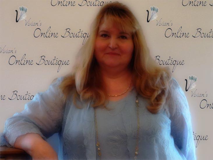 Image of Vivian of Vivian's Online Boutique