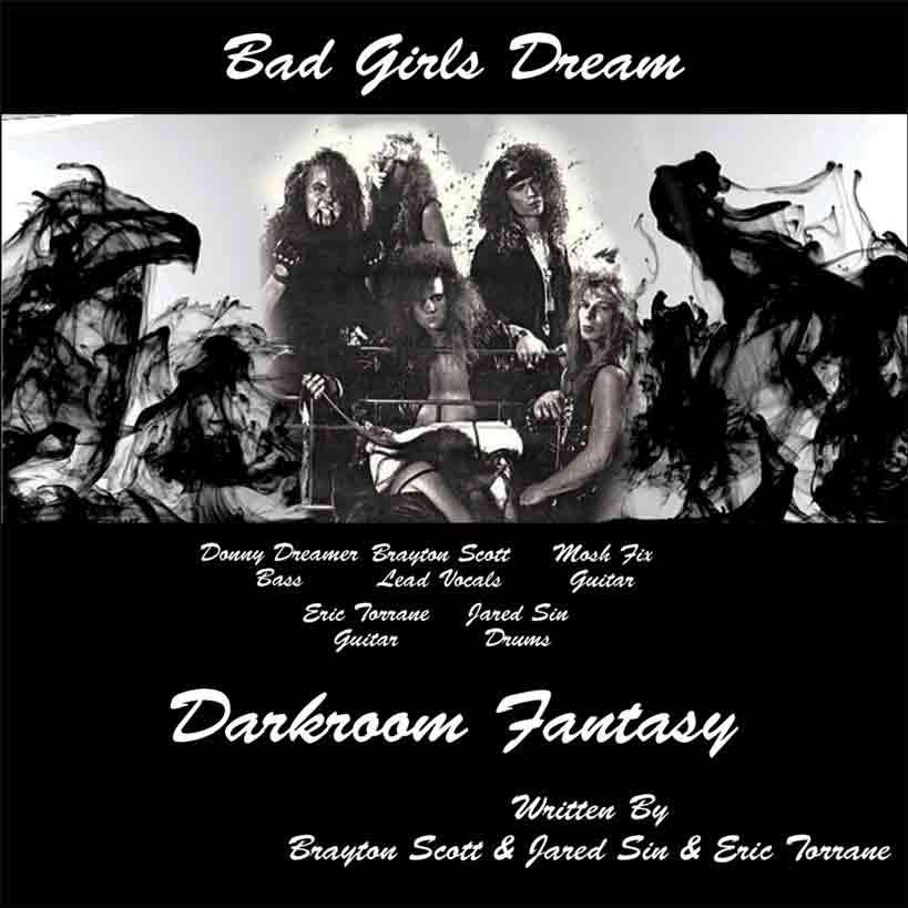 Image of Darkroom Fantasy by Bad Girls Dream - Brayton Scott Music Entertainment