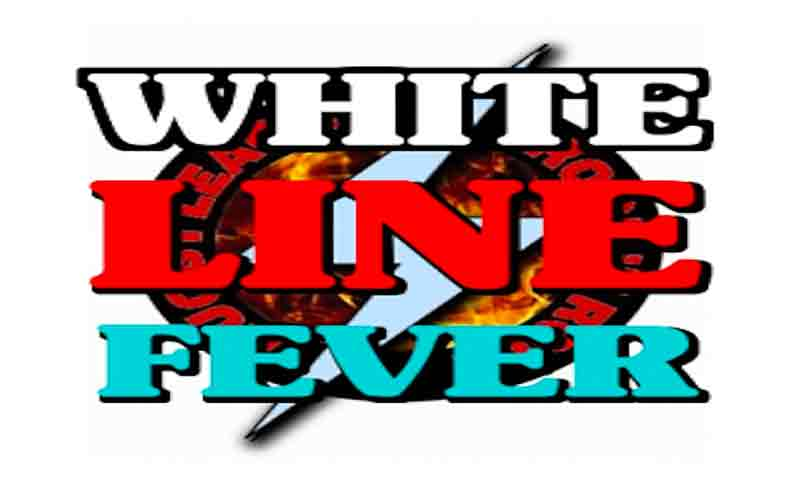 Image of Jeffrey Hoad on White Line Fever - The Rich and Famous Band - Dueling Worlds© International