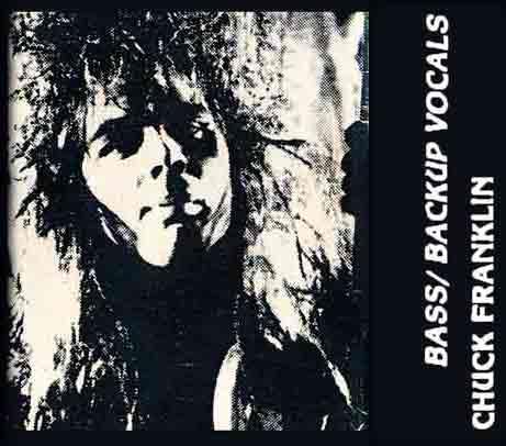 Image of Angel in Black by Restless Child - Brayton Scott Music Entertainment Restless Child Chuck Franklin Profile shot