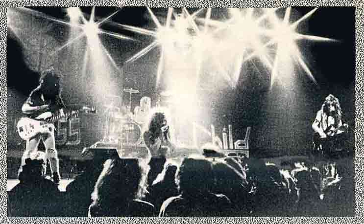Image of Restless Child Pray for the Children Live Stage
