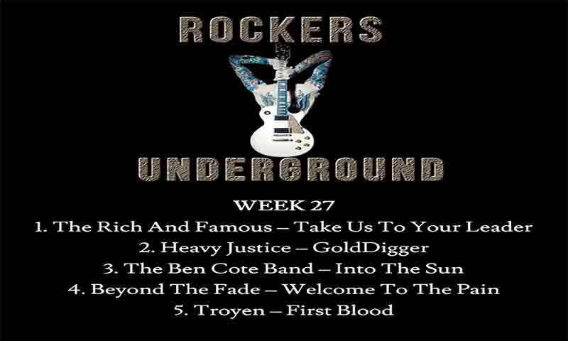 Image of Take Us to Your Leader hits #1 - The Rich and Famous Band - Dueling Worlds© International