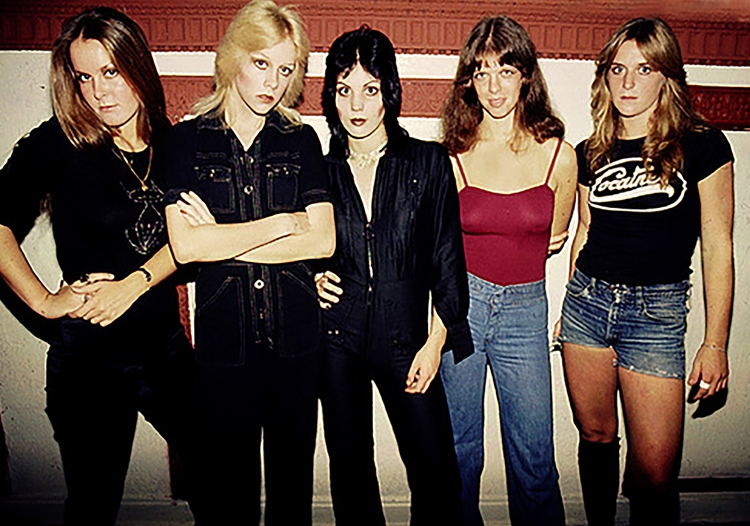 Image of The beggining of The Runaways