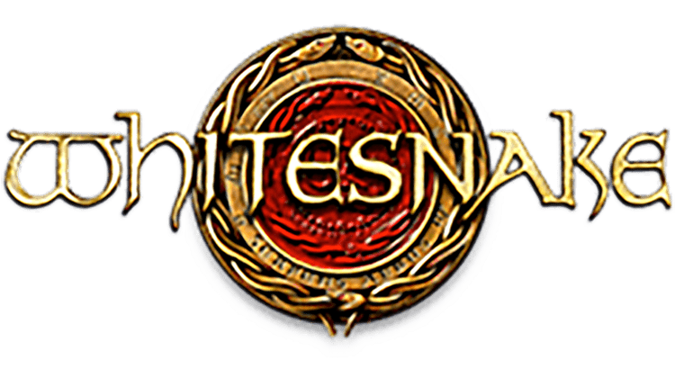 Image of Whitesnake Logo