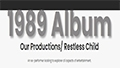 Image of Restless-Child-1989-Album-Table-of-Contents-Images