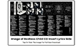 Image of Restless-Child-CD-Insert-Lyrics-Side-Table-of-Contents-Images